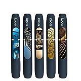 貼るだけでかんたん着せ替え、iQOS HOLDER専用デコシール。iQOS HOLDERを自分好みのデザインでおしゃれにコーディネート。自分のiQOS HOLDERの目印にもなります。 電子たばこ タバコ 煙草 喫煙具 デザイン おしゃれ アイコスシール メタリック 05 01-iq05-0005