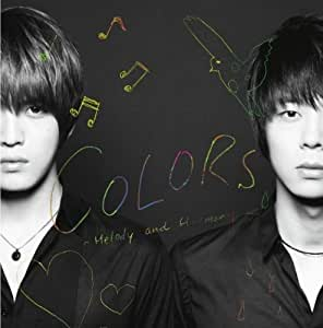 COLORS~Melody and Harmony~/Shelter(DVD付)