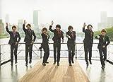 先着購入特典クリアファイル(通常盤) ジャニーズWEST 2014 1stアルバム 「go WEST よーいドン!」