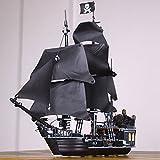 LEGO互換品 パイレーツ ブラックパール号 4184風