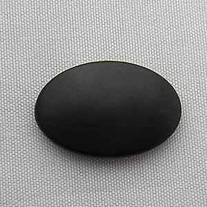 BIBFIX(ゼッケン留め)無地(ブラック)