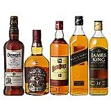 12年ものスコッチ・ウイスキー 700ml 5種セット