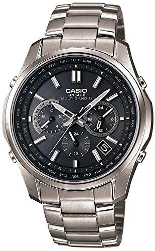 [カシオ]CASIO 腕時計 LINEAGE 世界6局対応電波ソーラー LIW-M610TDS-1AJF メンズ