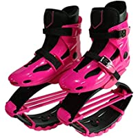 Elastic Rebound Shoes Shoes Shoes Shoes Rebound Rebound to Jump Shoes Children Physical Exercise Toys