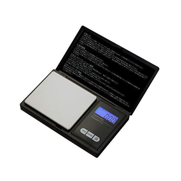 カスタム (CUSTOM) 手帳型はかり 500...の商品画像