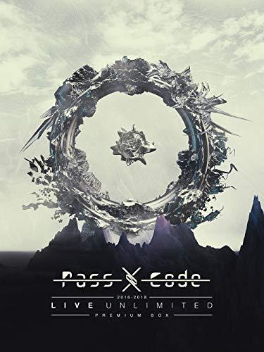 【早期購入特典あり】PassCode 2016-2018 LIVE UNLIMITED PREMIUM BOX(限定盤)【特典:PassCode 2016-2018 LIVE UNLIMITED オリジナルマフラータオル】[Blu-ray]