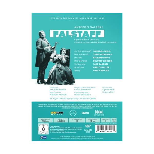 Salieri: Falstaff [DVD]...の紹介画像2
