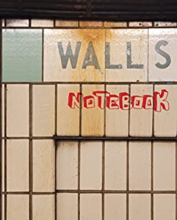 Walls Notebook (159474324X) | Amazon price tracker / tracking, Amazon price history charts, Amazon price watches, Amazon price drop alerts