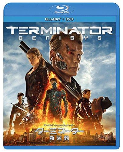 ターミネーター:新起動/ジェニシス ブルーレイ+DVDセット(2枚組) [Blu-ray]の詳細を見る