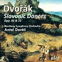 Slavonic Dances Opp. 46 & 72