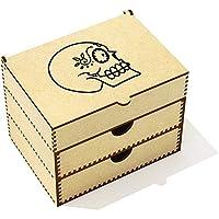 Azeeda 'シュガースカルサイド'化粧ケース/化粧箱(VC00016922)
