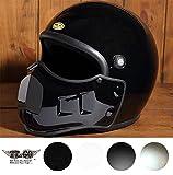 マッドマッスク J01 ジェットヘルメット ブラック SG/PSC規格品