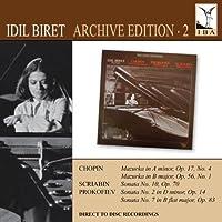 Idil Biret Archive Edition Vol. 2