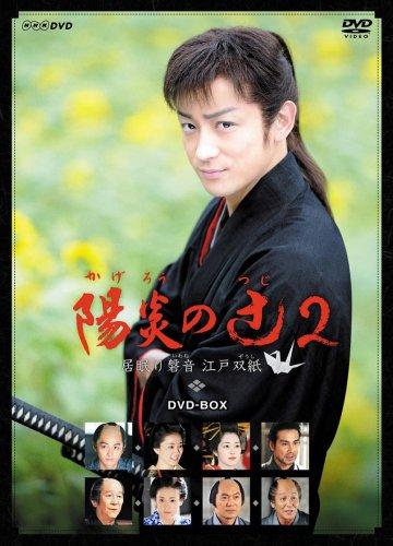 NHK土曜時代劇 陽炎の辻2 ~居眠り磐音 江戸双紙~ DVD-BOXの詳細を見る