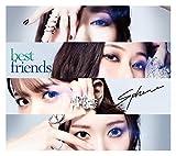 【Amazon.co.jp限定】best friends(初回生産限定盤)(Blu-ray Disc付)(L判ブロマイド(Amazon ver.)付)