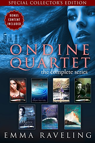 Download Ondine Quartet: The Complete Series (Special Collector's Edition) (English Edition) B018P0M9VE