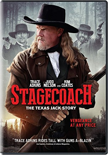 Stagecoach: The Texas Jack Story [DVD] [Import]の詳細を見る