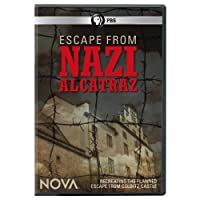 Nova: Escape From Nazi Alcatraz [DVD] [Import]