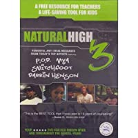 Natural High 3 - Powerful Anti-Drug Messages From Today's Top Artists [並行輸入品]