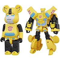 Transformers Bearbrick Figure - Bumblebee (製造元:Medicom Toy) [並行輸入品]