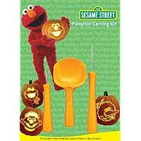 Paper Magic Group Pumpkin Carving Kit Sesame Street [並行輸入品]