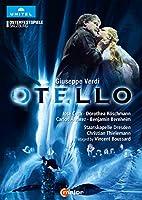 ヴェルディ : 歌劇 「オテロ」 全4幕 (Giuseppe Verdi : Otello / Christian Thielemann | Staatskapelle Dresden) [DVD] [輸入盤] [日本語帯・解説付]