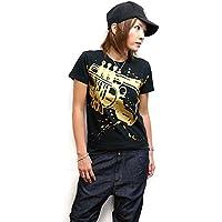 Funk Jazz(ファンク ジャズ) Tシャツ (ブラック) hw003tee -G- オリジナル ブルース 音楽 半袖 黒