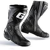 GAERNE(ガエルネ) スポーツツーリングブーツ ジーエボリューションファイブ ブラック 27.5cm / G-EVOLUTION FIVE BLACK 【総輸入元:ジャペックス】