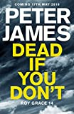 Dead If You Don't (Roy Grace Book 14) (English E