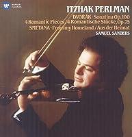 Dvorak: Sonatina; 4 Romantic Pieces / Smetana: From My Homeland by Itzhak Perlman