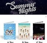 TWICE 2ndサマースペシャルアルバム - Summer Nights (ランダムバージョン)