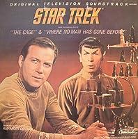 Star Trek 1: Cage & Wher [12 inch Analog]