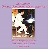 In A Minor Piano Concertos by Grieg and Schumann【CD】 [並行輸入品]