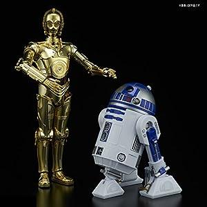 スター・ウォーズ/最後のジェダイ C-3PO & R2-D2 1/12スケール プラモデル
