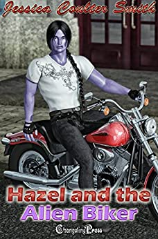 Hazel and the Alien Biker (Intergalactic Brides 5) by [Smith, Jessica Coulter]