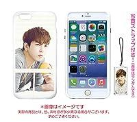 CNBLUE CN BLUE ジョンヨンファ JUNGYONGHWA Apple iPhone6 iPhone 6 専用 シリコンケース ジェリーケース 写真ストラップ付き