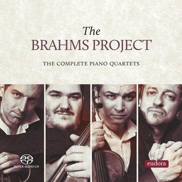 ピアノ四重奏曲第1番、第2番、第3番 ブラームス・プロジェクト(2SACD)