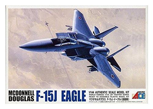 1/144 ジェットファイターシリーズシリーズ F15J(自衛隊)