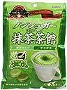 カンロ ノンシュガー抹茶茶館 72g×6袋