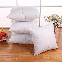 inverlee標準ソリッド枕クッションコア枕内部ホームソファ車の装飾 Size: Approx 40cm x 40cm x 12cm