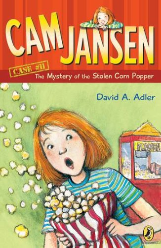 Cam Jansen: the Mystery of the Stolen Corn Popper #11の詳細を見る