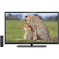 シャープ 40V型 フルハイビジョン 液晶 テレビ AQUOS LC-40H30 直下型LEDバックライト 外付HDD対応(裏番組録画)