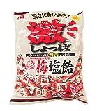 Amazon.co.jp【激しょっぱ生梅塩飴】 1kg袋