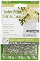 FloraCraft Dehydrated Water Bead Clear 4-Pack [並行輸入品]