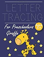 Letter Tracing for Preschoolers Giraffe: Letter a tracing sheet | abc letter tracing | letter tracing worksheets | tracing the letter for toddlers | A-z dots writing with arrows | handwriting alphabet for preschoolers | Alphabet Writing Practice