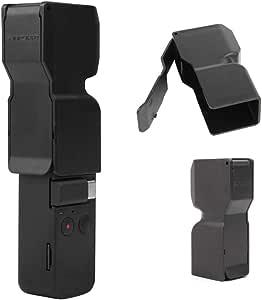 DJI Osmo pocket ケース カバー アクセサリー レンズ スクリーン 完全保護ケース 超軽量 完全保護デザイン【DOSMUNG】