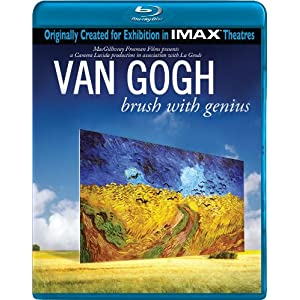 Imax: Van Gogh: A Brush With Genius [Blu-ray] [Import]
