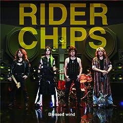 RIDER CHIPS「Strength of the earth」のCDジャケット