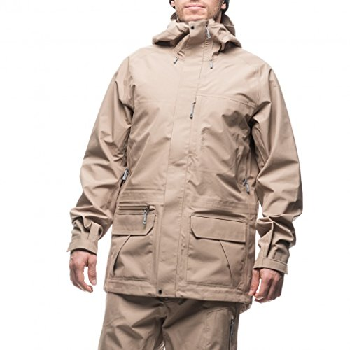 フーディニ メンズコーナージャケット