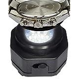 Casioソーラー、Citizen Eco Drive、Seiko Solar Watch充電器!CoolFire Professional Solar Watch充電器